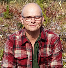 brendan wilson research scientist instructor and chair of the school of environment and geomatics