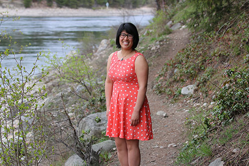 Tanya Tran graduated from the Integrated Environmental Planning program at Selkirk College in 2016. This September, she begins grad school at the University of Victoria with more than $30,000 in fellowships and awards. She is thankful to Selkirk College for helping her pursue her dream.