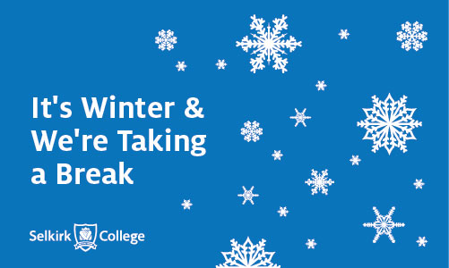 find out all the important dates at selkirkcaimportant dates - Christmas Break Dates