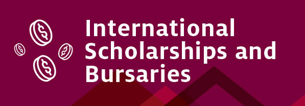 International Scholarships and Bursaries