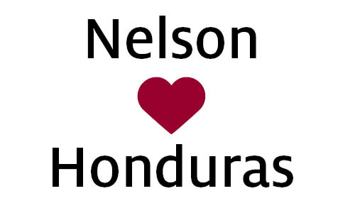 Nelson Loves Honduras