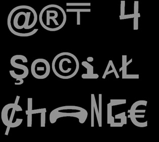 art for social change graphic