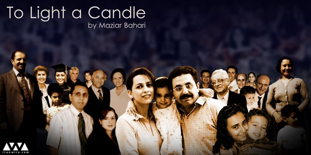 group of baha'is from iran featured in to light a candle