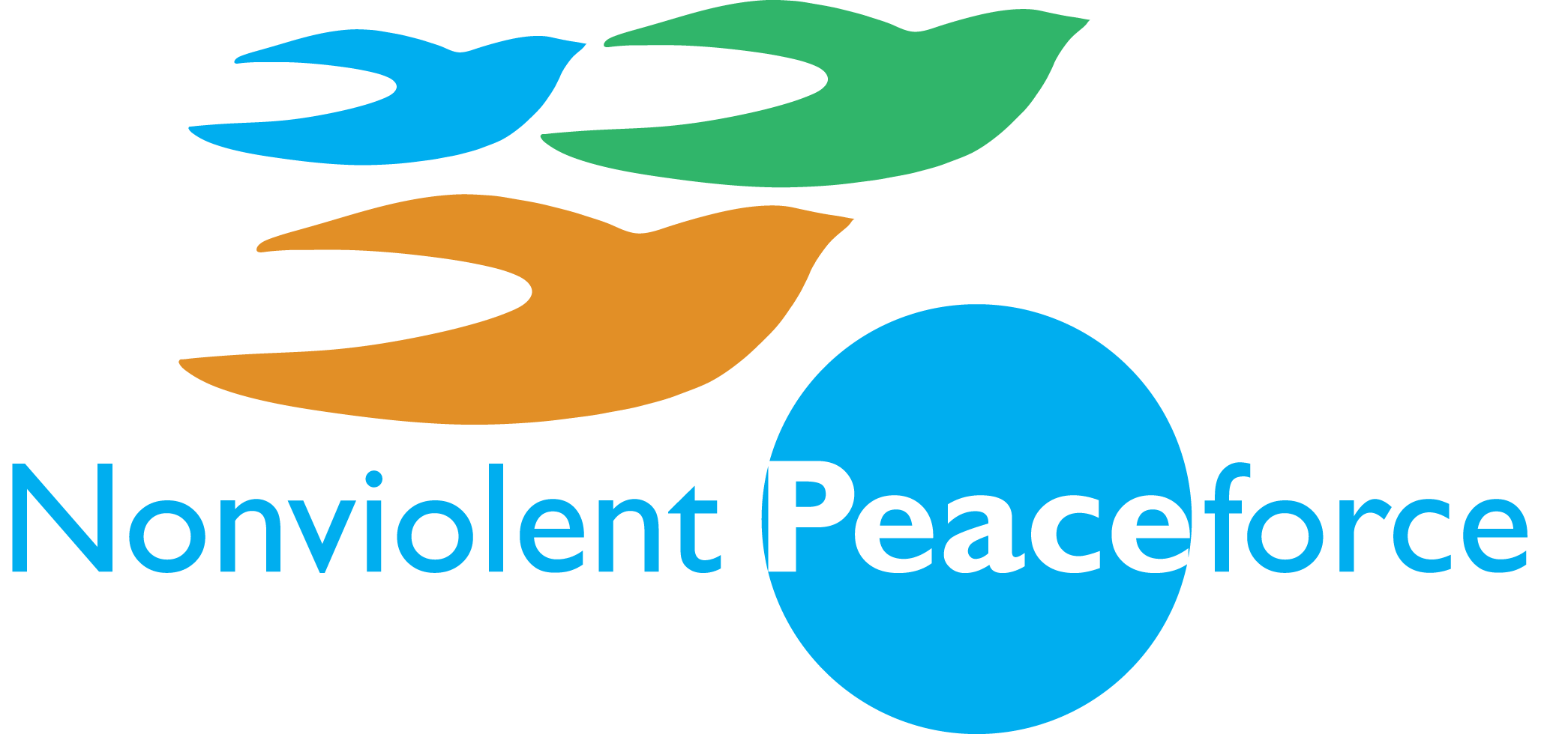 nonviolent peaceforce logo