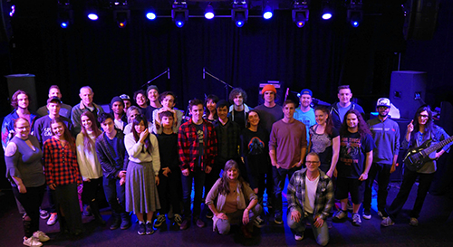 Students in the Selkirk College Contemporary Music & Technology Program are bringing months of hard work to the stage at Spiritbar on April 18 for the annual Year-End Celebration Show.