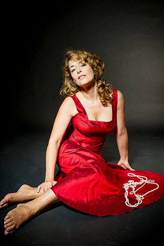Italian singer Pilar will join Michael Occhipinti on stage as he returns to Nelson with his show The Sicilian Project.