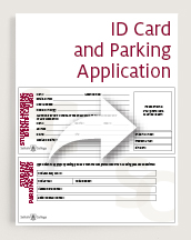 ID and Parking Application
