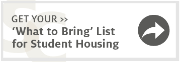 What to Bring Residence Check List