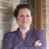 Allison Lutz, Environment and Geomatics Instructor