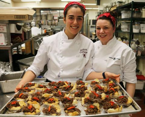 selkirk college s professional cook program a recipe for employment