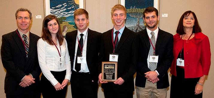 2011 Case Study Competition Winners.