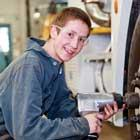 This 9-month program prepares students for entry level positions as apprentices in three trades