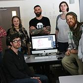 Selkirk College Students Collaborate on Black Bear Review Print Edition