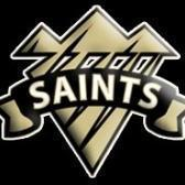 Selkirk Saints Hockey Team Logo