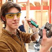 For high school students in the West Kootenay interested in a career in trades, the Youth Explore Trades Sampler is a program that gets learners involved in hands-on training and provides a vital snapshot into a vareity of different options.