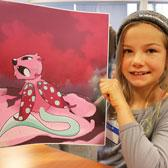 Building on an educational foundation for both elementary and college students, the Selkirk College Digital Arts & New Media Program joined forces with Hume Elementary School for a spirited project that brought to life some wonderful creatures.