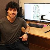 Using state-of-the-art drone technology, Selkirk College alumnus Alexandre Landry has landed with a local survey company that brings a new look to a vital service for business and industry.
