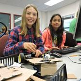 Young people around the West Kootenay and Boundary region will be heading back to school with an enhanced knowledge of science after taking part in Selkirk College summer camps.