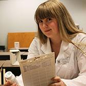 The Selkirk College Pharmacy Technician Program provides graduates the opportunity to make a difference on the frontlines of health care. Fruitvale-native Shelby Jorgensen is an alumna of the program now working in the fast-paced environment at Kootenay Boundary Regional Hospital.