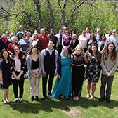The Rural Pre-Medicine Program graduated its third cohort in the spring with eight students completing a vital step in their educational journey. From a diverse background, the students got together with their supporters just prior to graduation to celebrate the achievement.