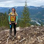 Is it possible to balance the principles of climate change action with responsible resource extraction in our province's forests? That question was posed to second-year Forest Technology Program students in the form of a challenge from instructor Jesper Nielsen and inpsired creative answers filled with hope for the future of the industry.