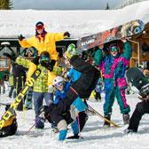 As the winter recreation season enters its final stage, first-year Ski Resort Operations & Management Program students are set to celebrate a family friendly day of activities and prizes at Whitewater Ski Resort with the SROAMazing Race.