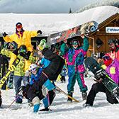 With time ticking on the West Kootenay ski season, first-year students in the Selkirk College Ski Resort Operations & Management Program are celebrating outdoor culture with the annual SROAMazing Race. Open to all fresh air lovers, it promises to be an awesome day at Whitewater Ski Resort.