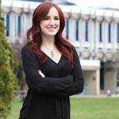 One of a select group offered a full-ride academic scholarship from the University of British Columbia, Stephanie Kirk credits the start she received at Selkirk College as the fuel she needed to reach an important post-secondary goal.