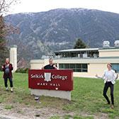 With students facing unexpected financial burden due to the COVID-19 pandemic and in need of emergency funding, Selkirk College Foundation has rallied the community to provide needed support. With a wonderful flow of generosity, the target has been exceeded and students are getting the help they need.