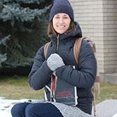 Each academic year, Selkirk College awards almost $200,000 in bursaries to students from a vareity of programs who face financial challenges while pursuing a post-secondary education. The stories of what it takes to perservere and succeed is truly inspiring. This is one of those stories.
