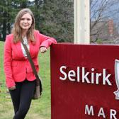 Selkirk College was established in 1966 to bring inspiring post-secondary opportunities to rural British Columbia, so it's fitting that the valedictorians for the 50th graduating class are both raised in the West Kootenay.