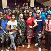 Students in the Selkirk College Contemporary Music & Technology Program have been presented with a new cultural opportunity courtesy of a partnership with the Edna Manley College of Visual & Performing Arts in Jamaica.