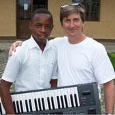 A blossoming relationship between the Selkirk College Contemporary Music & Technology Program and Rwanda's Nyundo School of Music has been formalized.