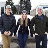 It's a national walk with a highly localized focus and this year's Coldest Night of the Year events in Castlegar and Nelson will once again put a spotlight on some of the most vulnerable people in our region. To help raise awarenes for the issues surrounding the walk and ensure its success, Selkirk College Nursing Program students are getting involved on the frontlines.