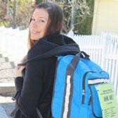 For third-year Selkirk College nursing student Chelsey McKellar, a practice experience on the streets of her own community provided an opportunity to recognize and appreciate a side of Nelson she'd never before seen.