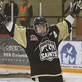 The Selkirk College Saints boast the best fans in the British Columbia Intercollegiate Hockey League and strong support will be more vital than ever this coming weekend as the team looks to nail down a spot on the playoffs and take an underdog run at the championship.