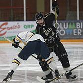 After a high octane double-header at home where the Selkirk College Saints let the Trinity Western University Spartans escape town with a pair of wins, the team will regroup in its effort to capture first place in the BCIHL before the regular season ends in early-March.