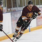 The Selkirk College Saints continued their early season roll with a pair of victories over the University of Victoria Vikes on home ice over the weekend. The 8-0 Saints will now attempt to keep their unblemished BCIHL regular season record intact when they host the Trinity Western University Spartans on Friday night at the Castlegar & District Recreation Complex.