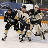 In a weekend full of adventure both on the ice and off, the Selkirk College Saints brought back a pair of well-earned wins from Vancouver Island and now prepare for the team's next challenge.