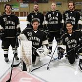 The Selkirk College Saints hockey team is deep with talent representing a regional crosssection of strong sports communities. In a special two-game set against the Vancouver Island University, the team will be playing in Beaver Valley and Nelson where many of the players of the team honed their skills in junior.