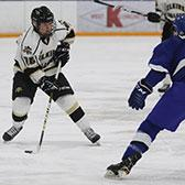 The Selkirk College Saints were not able to overcome a slow start in their best-of-three series against the Vancouver Island University Mariners and had the 2018-2019 BCIHL season come to end after losing two straight at the Castlegar & District Recreation Centre.