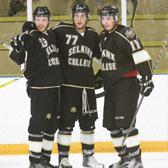 The Selkirk College Saints open a brand new hockey season on Friday when they take on the Simon Fraser University Clan as the team begins its journey towards what is hoped to be another championship finish in the second semester.