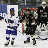 The student-athletes on the Selkirk College Saints hockey team have been working since September for this moment and starting Friday night (March 8), the team will open the playoffs against the Vancouver Island University Mariners with the ultimate goal of capturing the school's fifth provincial title.