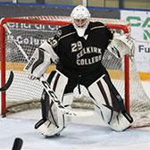 The Selkirk College Saints hockey team prepare to start the second semester of play with three new additions to the line-up that will help make an already strong team even that much more equipped to challenge for a league championship this coming March.
