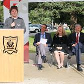 Selkirk College officially broke ground on its $18.9 million Silver King Campus renewal project and welcomed a new funding partner that will help transform the learning environment at the Nelson facility.