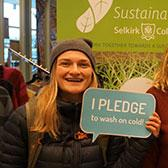 During the heart of winter, students and staff at Selkirk College took on the challenge to take personal steps towards lowering energy use. The results from the BC Cool Campus Challenge are in and the college has emerged as a leader in sustainability efforts.