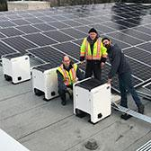 One of the core commitments at Selkirk College is environmental sustainability and a recent solar energy project at the Castlegar Campus is a shining example of the post-secondary is leading the way in the region when it comes to solutions for the future.