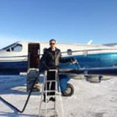Daniele Cottle, Alumnus Graduate from Aviation Program at Selkirk College