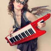 Kiesza is a 2008 alumna of the Contemporary Music and Technology program.
