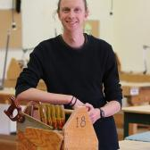 Scott Stevens, Fine Woodworking Alumnus 2017
